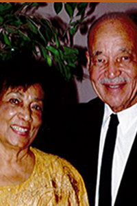 Barnett and Jean Grier