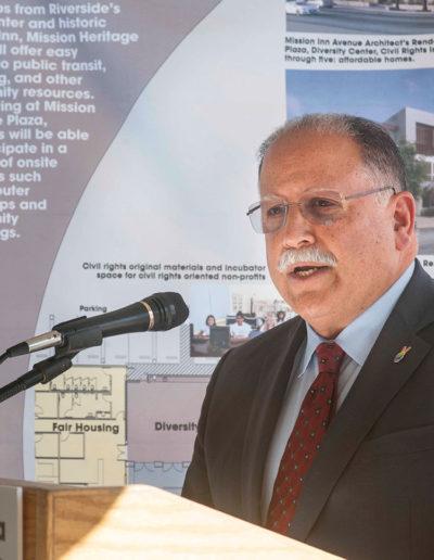 Assemblyman José Medina