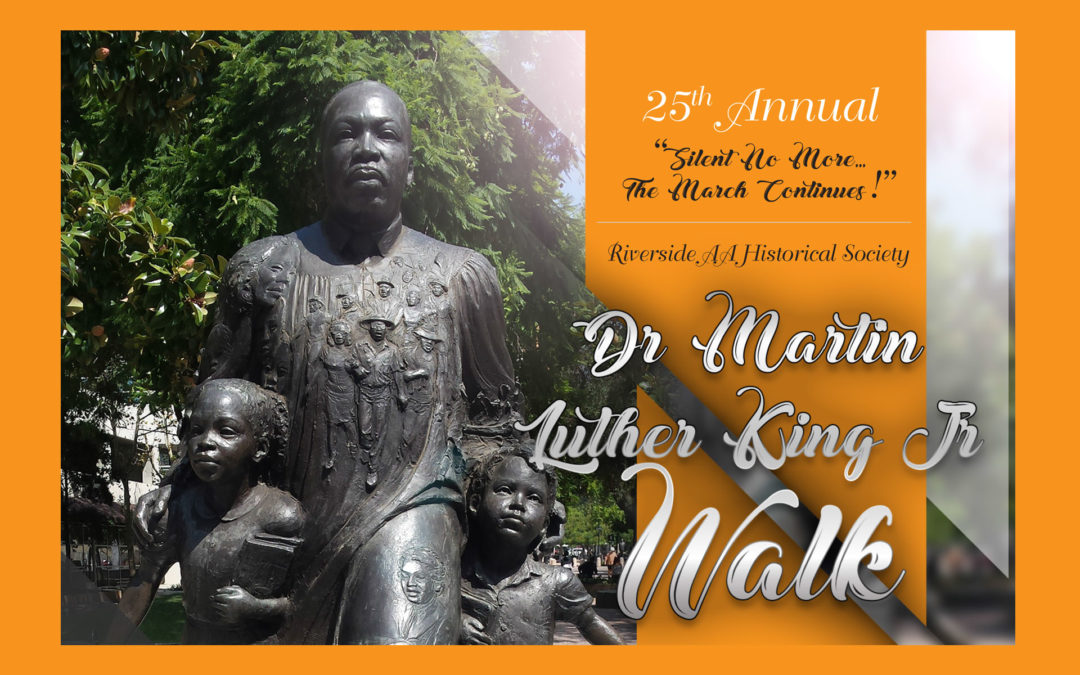 25th Annual Dr. Martin Luther King Jr. Walk-A-Thon