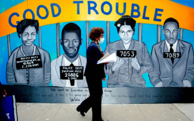 Riverside Peace Walk Celebrates Start of Civil Rights Museum Project